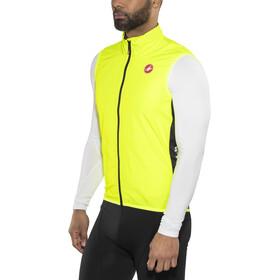 Castelli Pro Light Cykelväst Herr yellow fluo